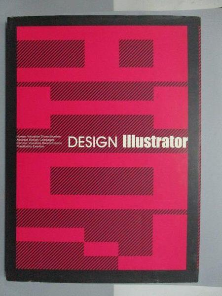 【書寶二手書T9/設計_ZAV】Illustrator Design RI.07
