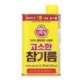韓國 不倒翁100%純芝麻油 500ml
