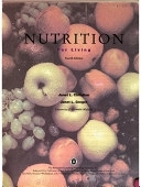 二手書博民逛書店 《Nutrition for Living》 R2Y ISBN:0805315705│Benjamin-Cummings Publishing Company