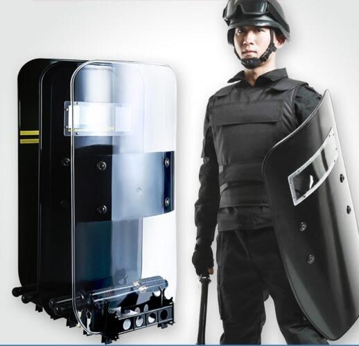 防暴盾牌 PC材料加強型透明盾牌
