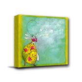 24mama掛畫-單聯式 北歐風無框畫 童話藝術30x30cm