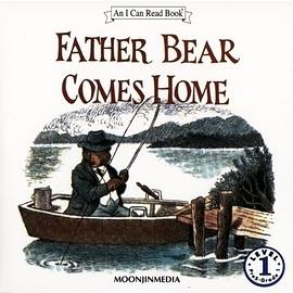 〈汪培珽英文書單〉An I Can Read系列 FATHER BEAR COMES HOME L1 (單CD)