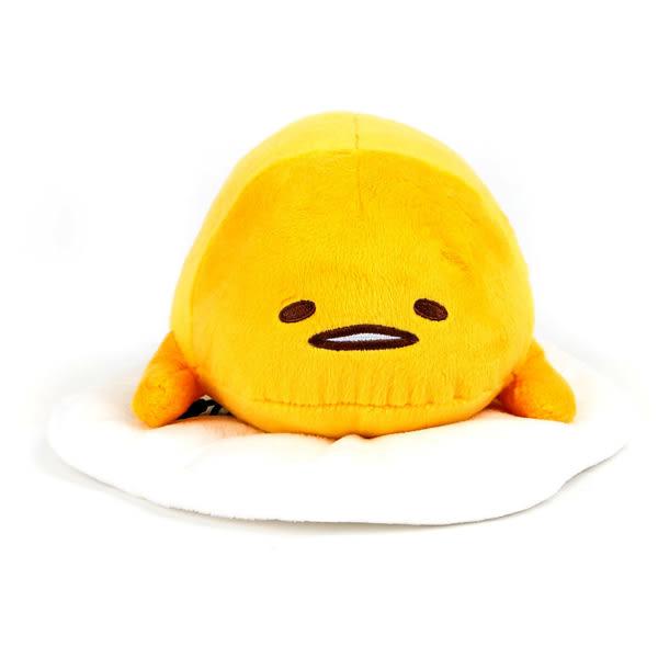 蛋黃哥喇叭 絨毛造型玩偶喇叭/移動音箱 [喜愛屋]