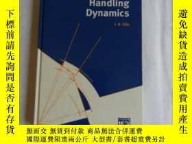 二手書博民逛書店Vehicle罕見Handling DynamicsY256260 J.r. Ellis Profession