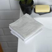 純淨色彩方巾4入組-生活工場