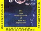 二手書博民逛書店Global罕見MediaY255562 Edward Hermann Continuum 出版1997