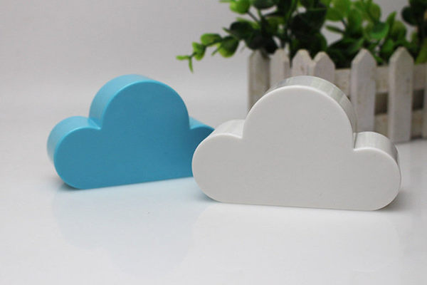 【發現。好貨】創意可愛雲朵超強磁鐵 鑰匙吸收納器 白雲 鑰匙掛 強力磁鐵收納 居家擺飾
