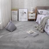 客廳地毯 北歐地毯臥室床邊毯客廳地墊毛絨房間滿鋪兒童茶几毯加厚簡約家用【快速出貨】