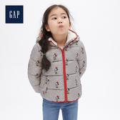 Gap女幼童Disney迪士尼系列保暖長袖鋪棉473654-米妮老鼠圖案