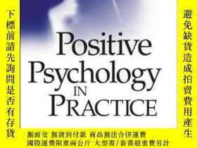 二手書博民逛書店Positive罕見Psychology In PracticeY256260 Linley, P. Alex