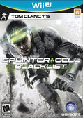 WiiU Tom Clancy s Splinter Cell Blacklist 縱橫諜海:黑名單(美版代購)
