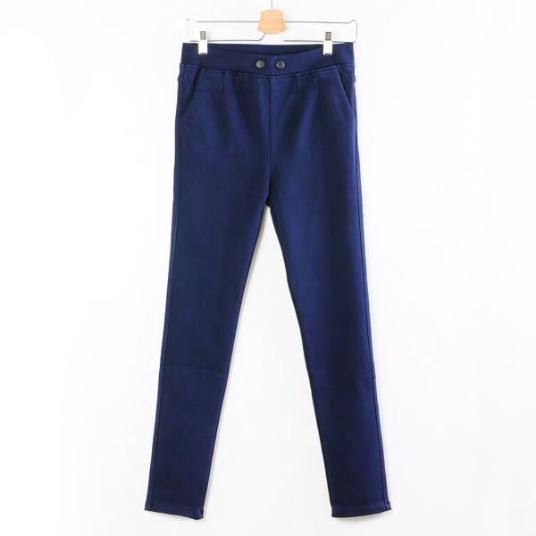 【MASTINA】超彈力長褲-藍  秋裝限定嚴選