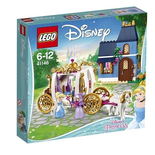 LEGO樂高 迪士尼公主系列 Cinderella's Enchanted Evening_LG41146