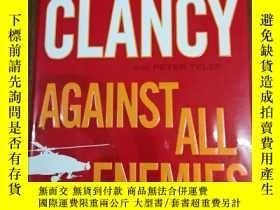 二手書博民逛書店Against罕見All EnemiesY12800 Tom C