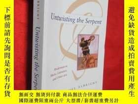 二手書博民逛書店Untwisting罕見the Serpent: Moderni