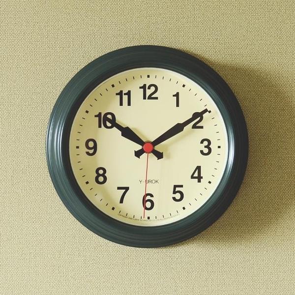 北歐簡約風格金屬靜音掛鐘客廳圓形時鐘臥室歐式家用鐘錶 微愛家居