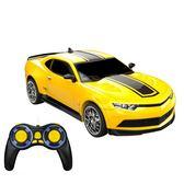 (交換禮物 創意)聖誕-遙控車 充電遙控無線變形玩具金剛5大黃蜂超大汽車人機器人男孩兒童玩具