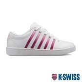 K-SWISS Court Pro II時尚運動鞋-女-白/漸層粉紅
