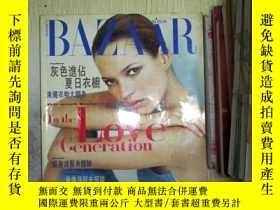 二手書博民逛書店HARPER罕見S BAZAAR 中文版 1998.113Y26