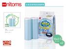 日本NITOMS 全能型靜電替換膠卷2入 C1762 (10組)《Midohouse》