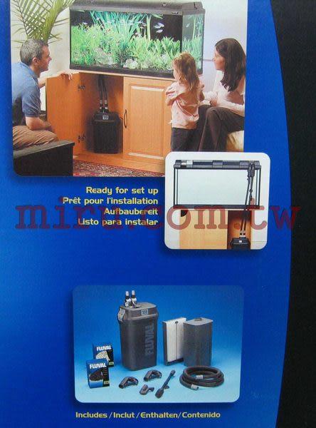 【西高地水族坊】加拿大 赫根 HAGEN FLUVAL 圓桶過濾器(404/405)(保固一年)(免運費)