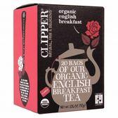 英國Clipper有機英式早餐紅茶50g(20入)