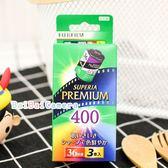 baibaicamera Fujifilm 一盒三卷 Superia PREMIUM 400 135 彩色負片 36張
