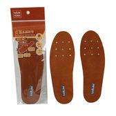 【好市吉居家生活】生活大師 UdiLife PR3808M 皮革乳膠鞋墊(M)