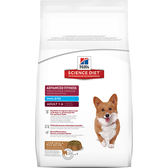 【寵物王國】希爾思-成犬1-6歲(羊肉與米配方)小顆粒15kg