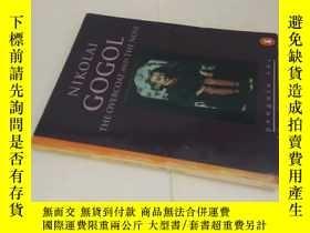 二手書博民逛書店the罕見overcoat and the noseY12510