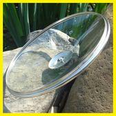 鍋蓋 鋼化玻璃防溢可視炒煎奶湯燉鍋蓋子12到40CM特價 春生雜貨