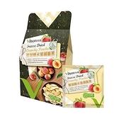 米森~無加糖水蜜桃脆果10公克×5包/盒