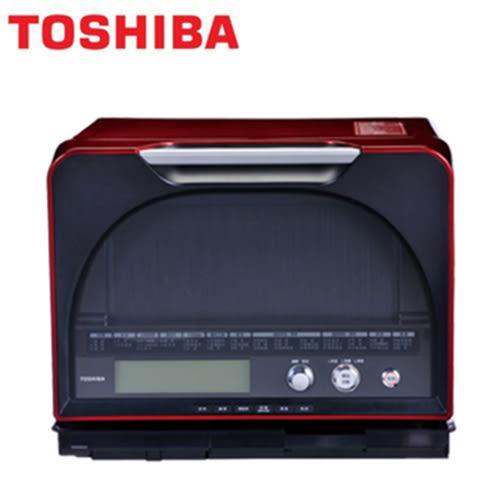 ★福利品★『TOSHIBA 東芝』  31公升過熱水蒸氣烘烤微波爐 ER-GD400GN **免運費**