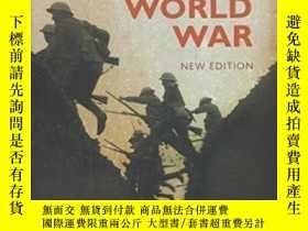 二手書博民逛書店The罕見Oxford Illustrated History Of The First World WarY