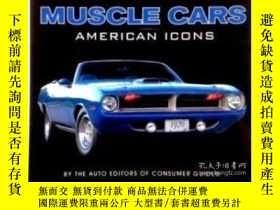 二手書博民逛書店罕見二手!Muscle Cars American IconsY