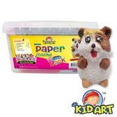 KID ART 美國創意手作黏土 紙黏土(金黃倉鼠)