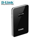 D-Link DWR-933 4G LTE可攜式無線路由器【加贈環保杯帶】