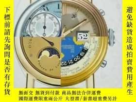 二手書博民逛書店罕見名錶手邊書:高級手錶品鑑參考Y26321 劉興力 化學工業出