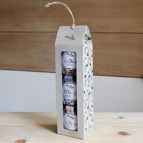 ★★花生寶盒★★(熱銷三品,五香花生、蔥辣花生、黑豆茶)