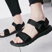 夏季學生涼鞋 韓版休閒鞋 運動夏天沙灘鞋《印象精品》q213