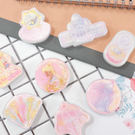 PGS7 日本卡通系列商品 - 美少女戰士 磁鐵 粉盒系列  Sailormoon 吸磁 小兔【SHJ71195】