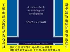 二手書博民逛書店Tasks罕見For Language TeachersY256260 Parrott, Martin Cam