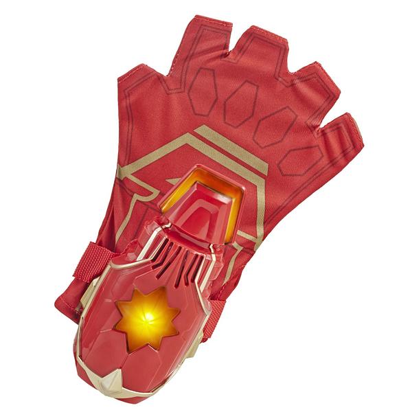 Captain Marvel 漫威驚奇隊長光子能量聲光手套
