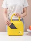 保溫袋 新款便當包學生午餐袋保溫包上班族手提拎牛津布飯盒袋野餐冰包 裝飾界