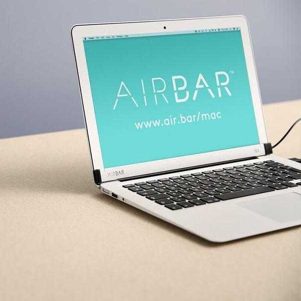 AIRBAR For MacBook Air 筆電觸控感應器 - MacBook Air 版 (13.3吋)