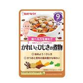 日本 KEWPIE HA-13 比目魚燉菜隨行包(9個月以上適用)