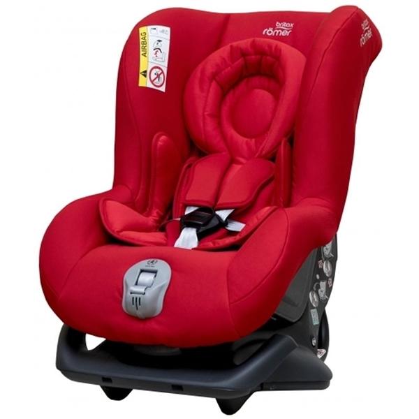Britax 頭等艙0-4歲安全汽座(安全座椅)火焰紅BX30784[衛立兒生活館]