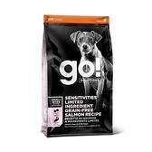 go! 低致敏無穀系列 鮭魚 全犬配方 6磅(小顆粒)