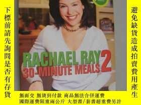 二手書博民逛書店RACHAEL罕見RAY:30-MINUTE MEALS 2 菜