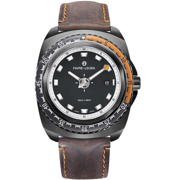 Favre-Leuba域峰表RAIDER系列DEEP BLUE腕錶  00.10102.09.13.44